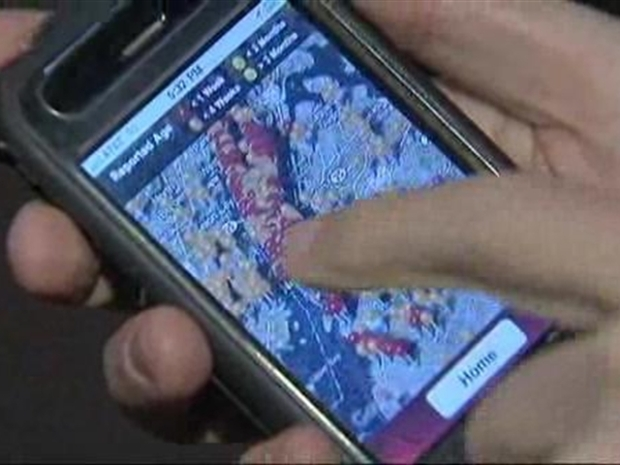 [NY] iPhone App is a New Weapon in the War on Bedbugs