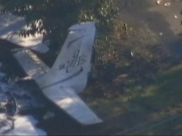 [NY] 3 Killed in NJ Plane Crash