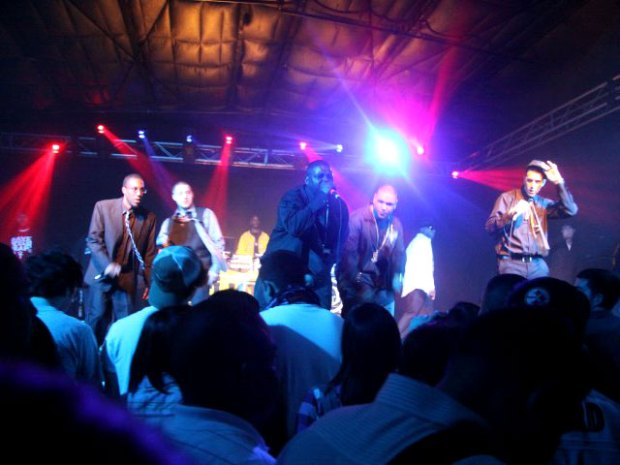 SXSW Music Festival Day One Shows a Wide Variety of Talent