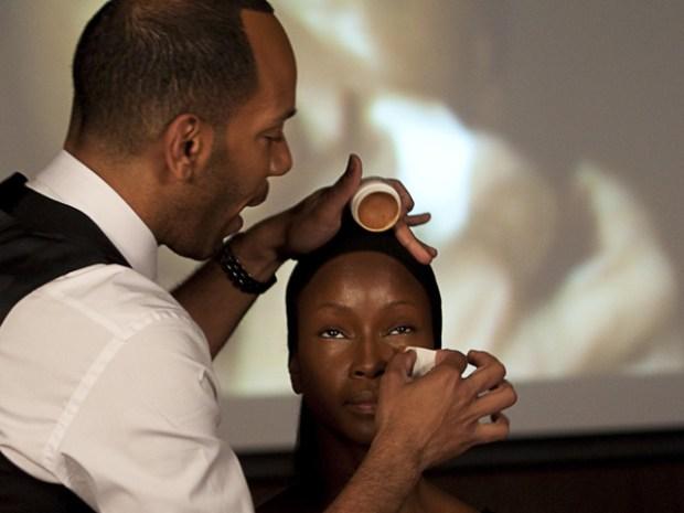 PHOTOS: Celeb Makeup Artist Sam Fine