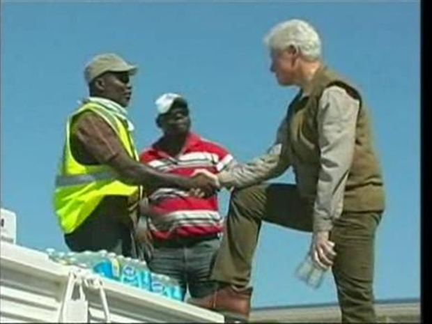 [NY] Relief Efforts Continue in Haiti