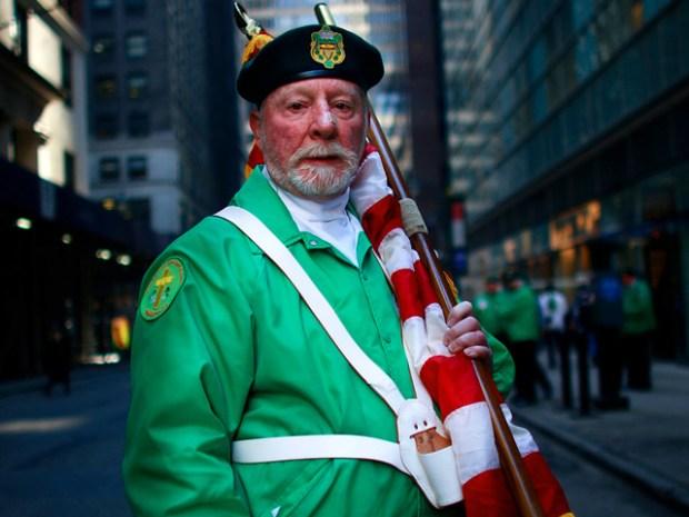 Irish Eyes Smiling: The 2009 Parade in Photos