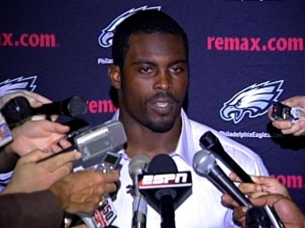 [PHI] Vick Talks About Reinstatement