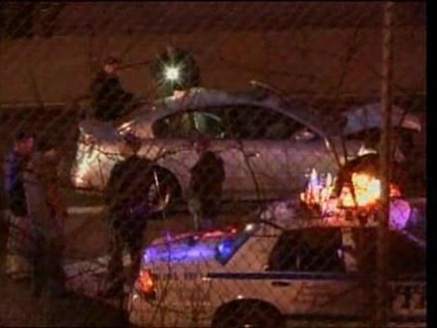[NY] Man under FBI Surveillance ends up in car crash