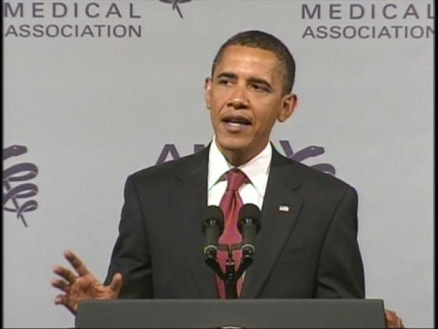 [CHI] Obama: Health Care About Quality, Not Quantity