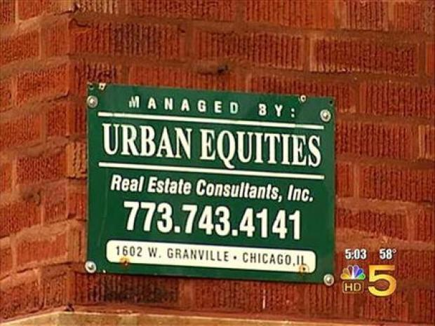 [CHI] Sheriff Won't Evict In Foreclosures