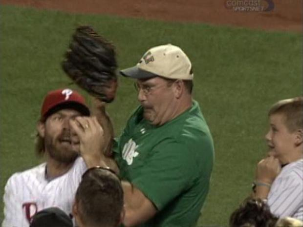 [PHI] Werth Yells at Fan Over Foul Ball