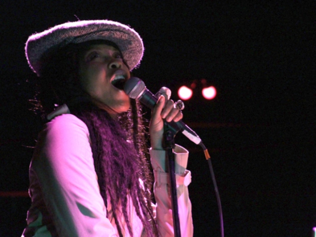 [NTSD] NitePics: Inside Erykah Badu's Secret LP Release Party at Good Units