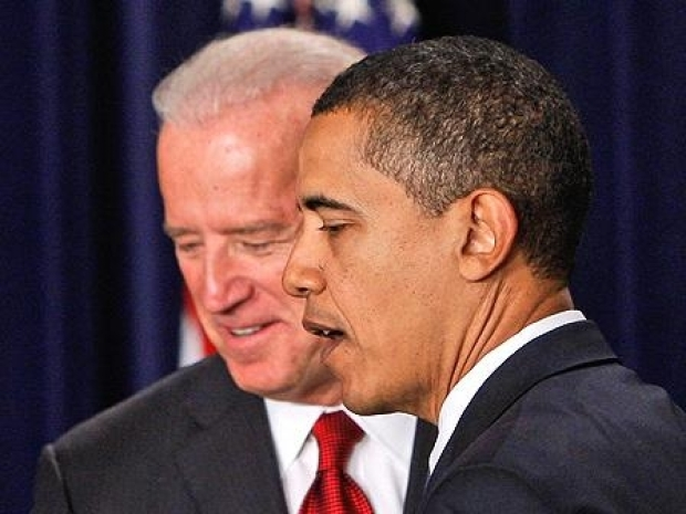 [NEWSC] Obama Doesn't Find Biden's Joke Funny