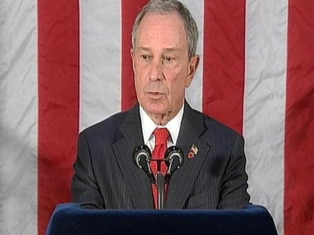[NY] Bloomberg Press Conference on Gun Control Reform