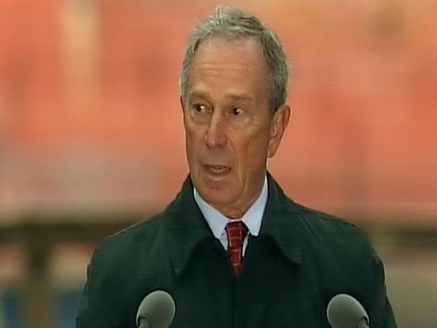 "[NY] Bloomberg: ""We'll Safeguard the Memory of Those Who Died"""