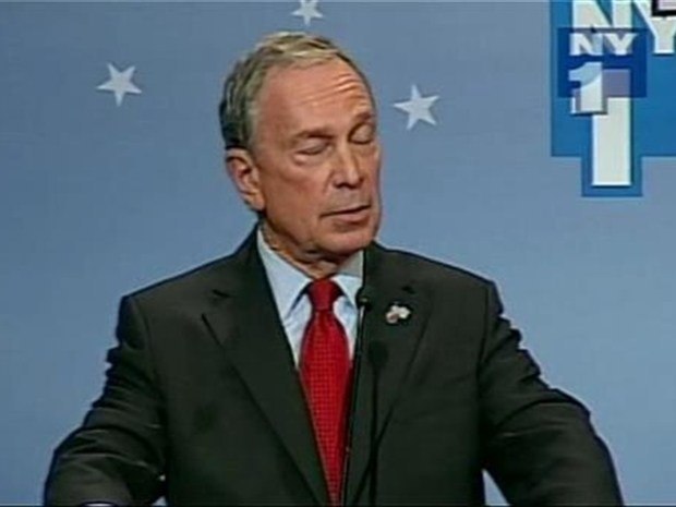 [NY] Bloomberg Answers Term Limits Critics