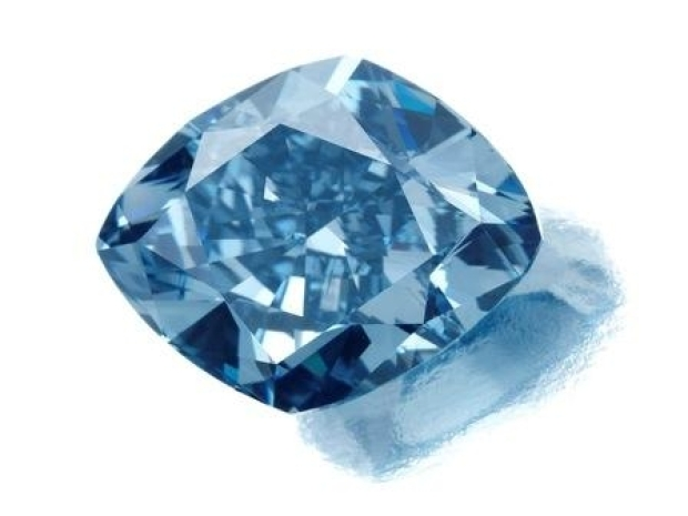 [NY] Rare Blue Diamond for Sale