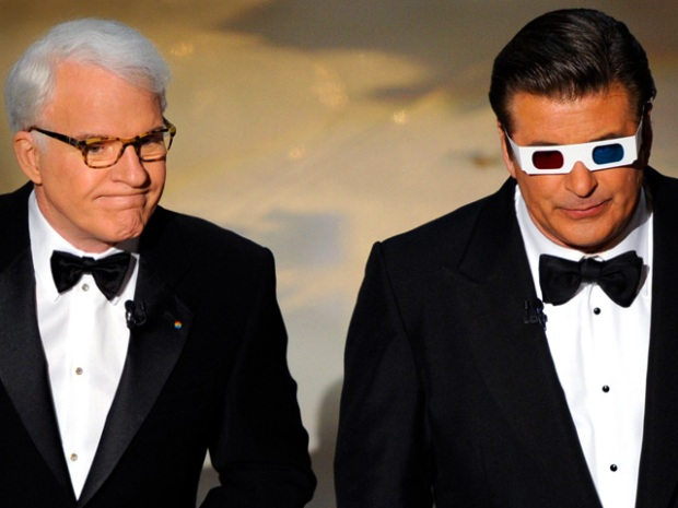 [NATL] Oscar Highlights: Martin and Baldwin Prove Two Hosts Better Than One