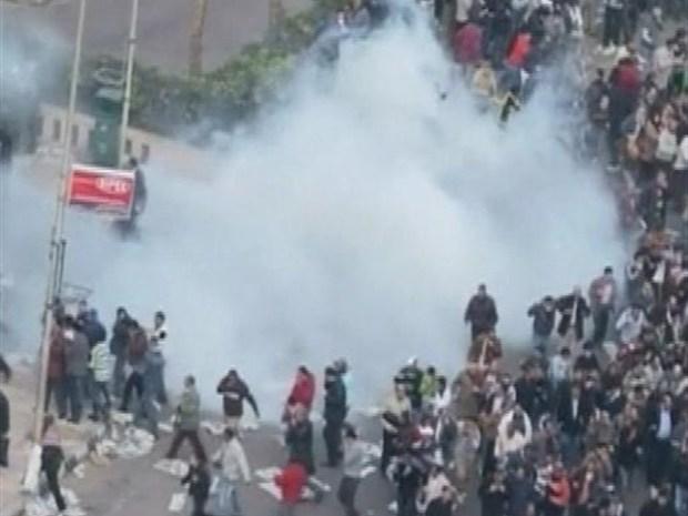 [NY] Egypt In Turmoil