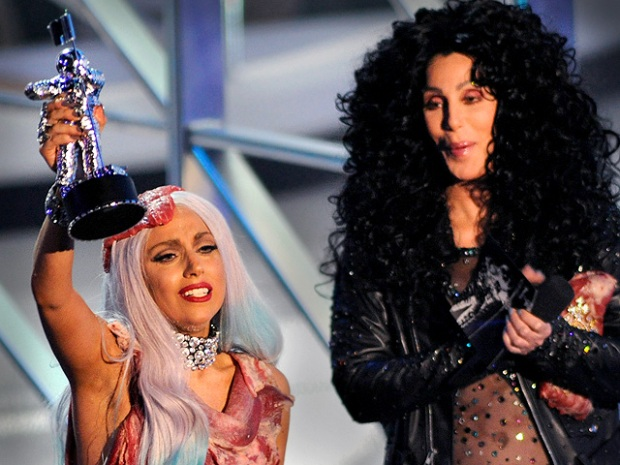 [NATL] 2010 VMAs: Dramatic Photos From Music's Big Night