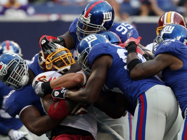 Giants: 2009 Season in Pictures