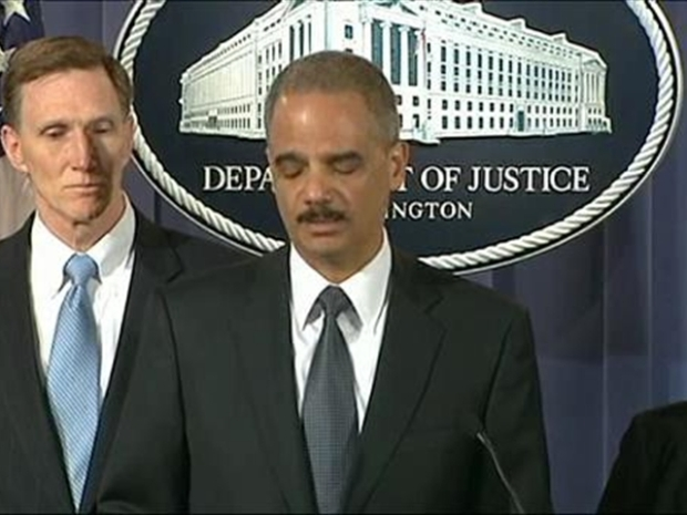 [NY] Holder: NYC Bomb Suspect Expected to Face Terror Charges