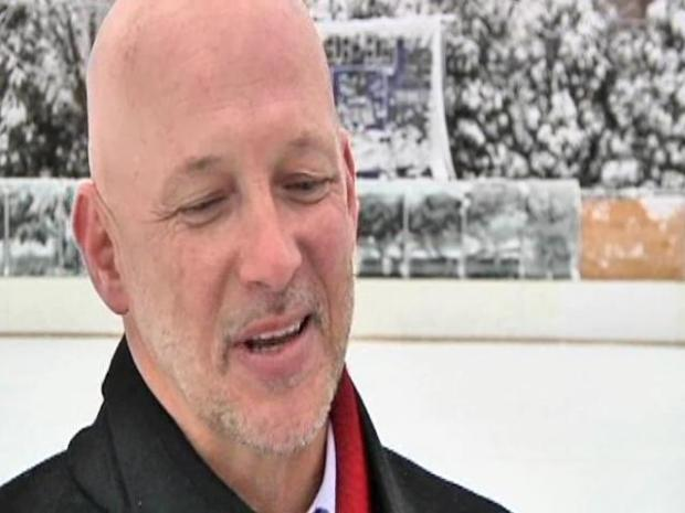 """[CHI] """"Miracle on Ice"""" Coach Applauds U.S. Win"""