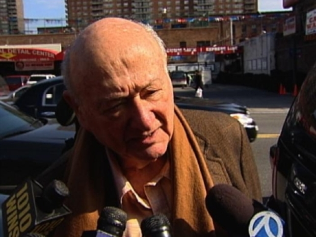 [NY] Former Mayor Ed Koch Goes in for Surgery