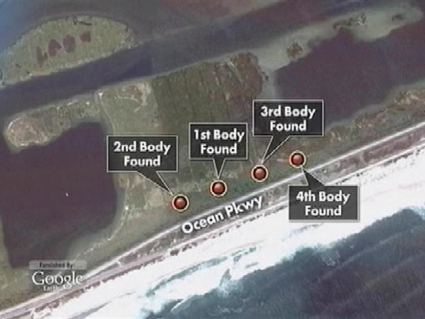 [NY] Bodies Found in LI Not Missing Jersey City Prostitute