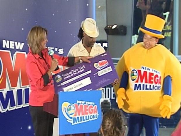 [NY] Harlem Man Takes Home Mega Millions
