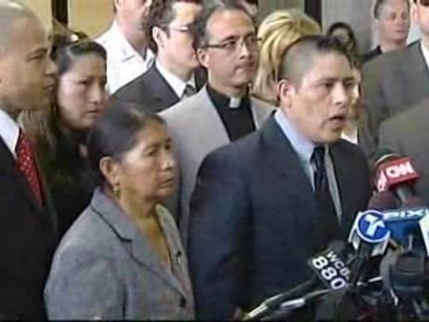 [NY] Family of Marcelo Lucero Speak Out About Guilty Verdict