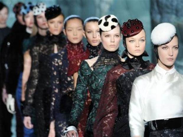 [NY] Marc Jacobs Fall 2011 Finale
