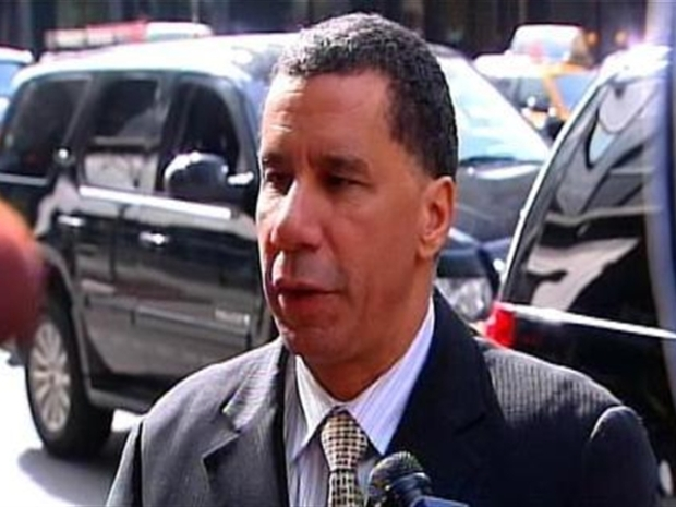 [NY] Paterson to Lose Security Clearance?