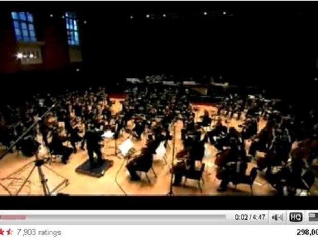 [NY] YouTube Symphony