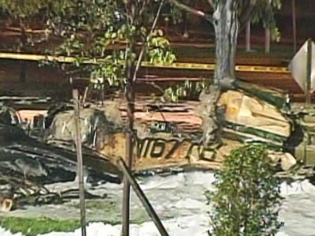 [NY] 2 Survive Teterboro Plane Crash