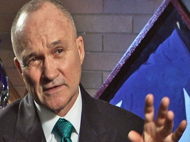 "[NY] Ray Kelly on Being Grand Marshal: A ""Symbolic"" Honor"