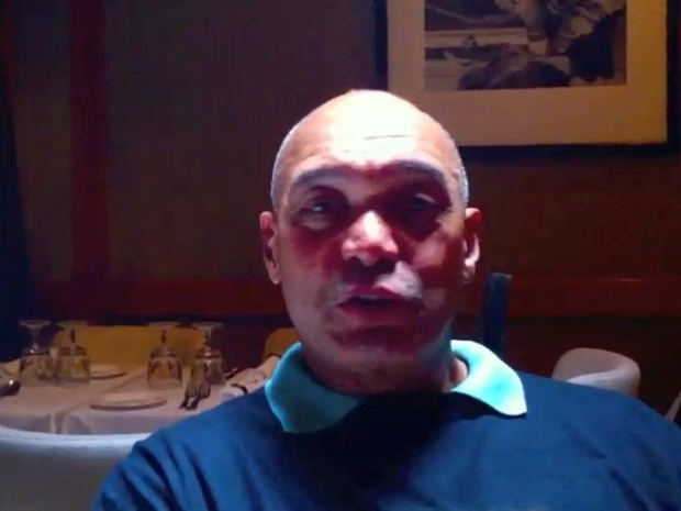 [NY] Reggie Jackson: SoupMan Spokesperson