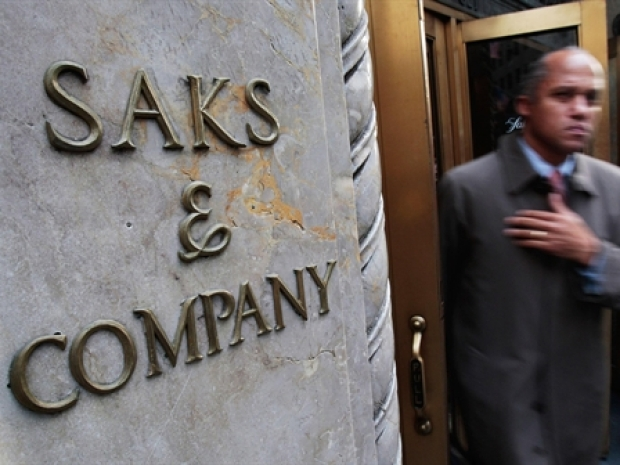 [NY] Saks Posts 100M Loss in 4th Quarter