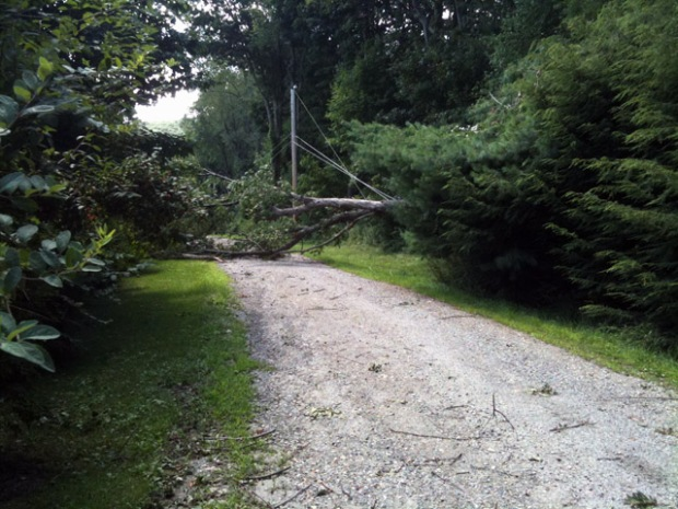 Your Storm Photos, July 21