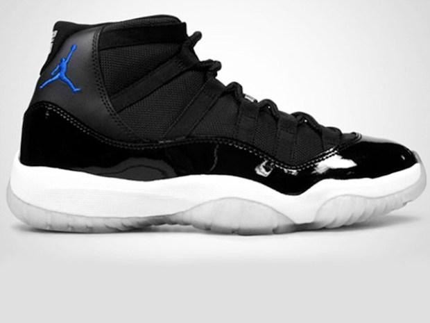 23 Years of Air Jordans