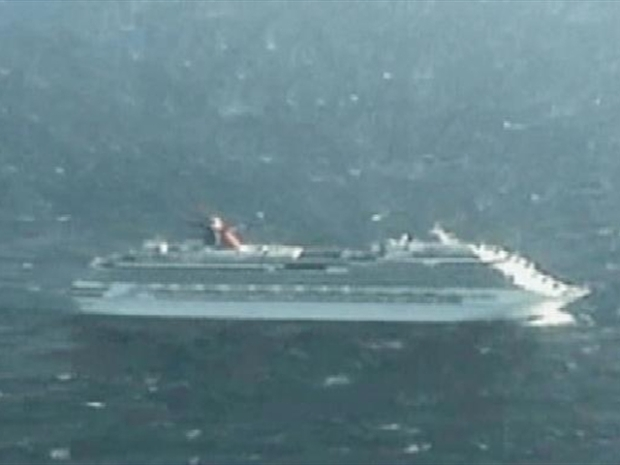 [NY] Locals Stuck on Stranded Cruise Ship