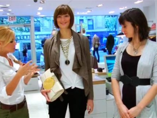 [LXTV] Store Style-Off At Montmartre, Jessie James and Zoë