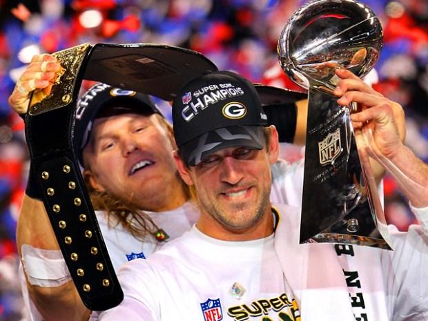 [DFW] Super Bowl XLV in Photos: Green Bay Wins