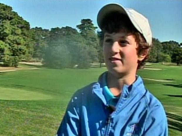 [PHI] 12-Year-Old Talks About Victory Over Tiger Woods