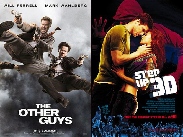 "This Week's New Movies: It's Time for ""The Other Guys"" to ""Step Up 3D"""
