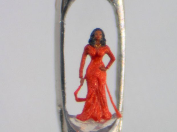Oprah in the Eye of a Needle