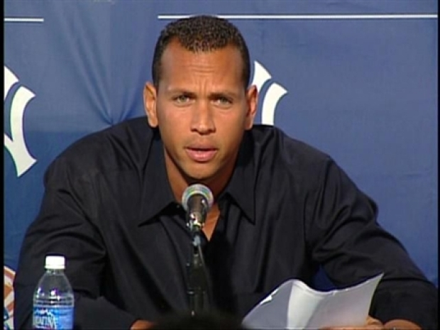 [NY] A-Rod Offers Awkward Thank You to Teammates