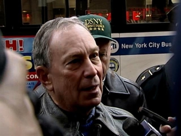 [NY] Bloomberg Comments on NY Senate Seat