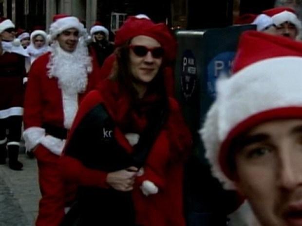 [NY] Drunken Santas