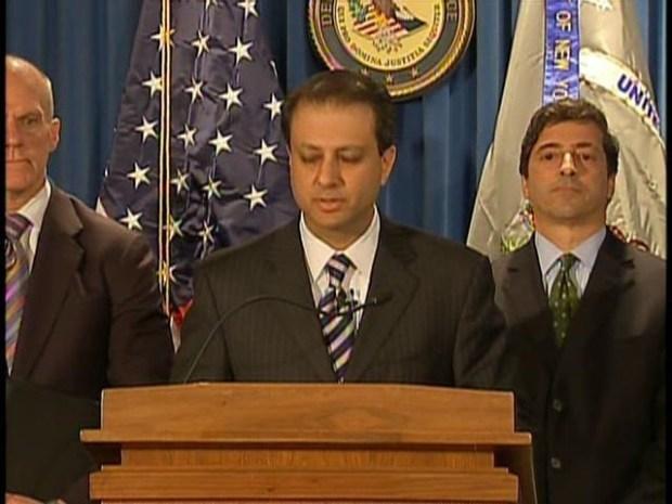 [NY] Federal Officials Describe Insider Trading Case