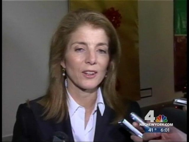 [NY] Kennedy Makes Swing Upstate in Senate Bid