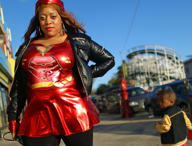 PHOTOS: Halloween on Coney Island