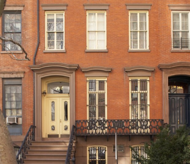 Open House NYC: Village Landmark Townhouse