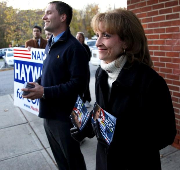 [NY] Election Day in Photos